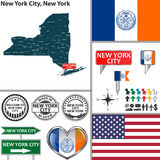 New York City, New York Royalty Free Stock Images