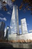 NEW YORK CITY, am 19. November 2013: Freedom Tower I Stockfotos