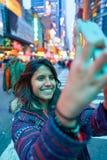 Selfie in New-York Stock Images