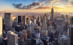 New York City, NYC, USA royalty free stock photography