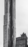 New York City - 8 o abeto vermelho Stree Imagem de Stock