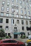 New York City, o 2 de agosto: Construções históricas da 5a avenida de Manhattan em New York Imagem de Stock