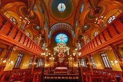 Eldridge Street Synagogue - New York City Royalty Free Stock Photo