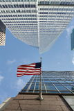 New York City Office Building Royalty Free Stock Photo