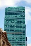 New York City Office Buildings Stock Photos