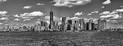 New York City på 4th Juli 201 Arkivbild