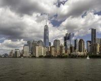 New York City på 4th Juli 201 Royaltyfria Bilder