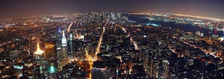 New York City panorama Royalty Free Stock Photo