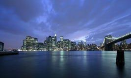New York City panoramic Stock Photos