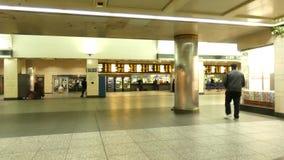 New York City Penn Station filme
