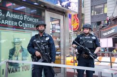New York City Police Stock Images