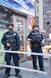 New York City Police Royalty Free Stock Image