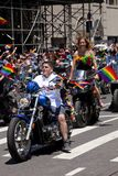 New York City Pride Parade Royalty Free Stock Photography