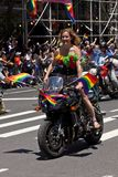 New York City Pride Parade Royalty Free Stock Image