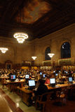 New York City Public Library Royalty Free Stock Image