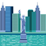 New york city related image Stock Image