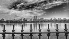 New York City's Central Park Stock Image