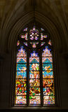 New York City Saint Patricks Cathedral Interior Royalty Free Stock Image