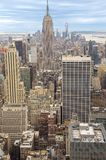 New York city scenic view Royalty Free Stock Photo