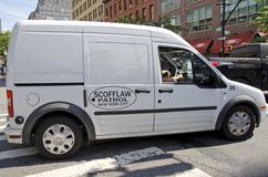 New York City Scofflaw Patrol Stock Image