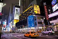 NEW YORK CITY - SEPT. 5: Таймс площадь Стоковое Изображение