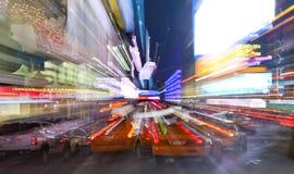 NEW YORK CITY - SEPT. 5: Таймс площадь Стоковое Изображение RF