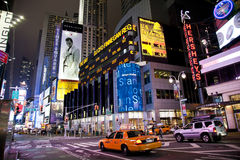 NEW YORK CITY - SEPT 5: Times Square Stock Image