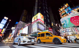 NEW YORK CITY - Times Square Royalty Free Stock Image