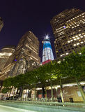 NEW YORK CITY - SEPTEMBER 16: Freedom tower Royalty Free Stock Images