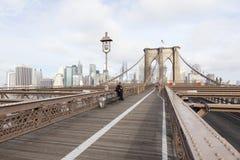 New york city, 12 september 2015: naked cowboy plays guitar on t Stock Photos