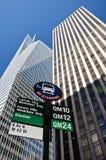 New york city sign Royalty Free Stock Photos