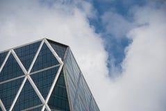 New York City sky scraper Royalty Free Stock Photography