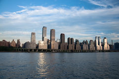 New york city sky-scrapper Stock Image