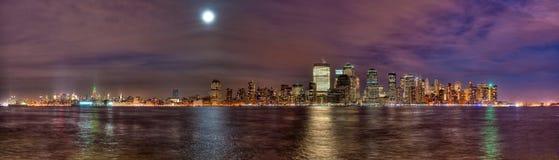 New York City skyline Royalty Free Stock Photo