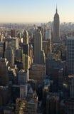 New York City skyline. The Skyline of New York City, New York, USA Stock Image