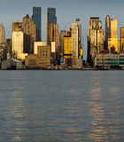New York City skyline Royalty Free Stock Photos