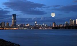 The New York City skyline Royalty Free Stock Photo