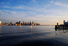New York City Skyline Stock Photography