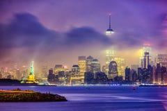 New York City Skyline Stock Photography