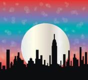 New York city skyline Royalty Free Stock Photography