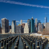 New York City Skyline Stock Photos