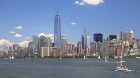 New York City skyline, NY, USA Royalty Free Stock Images