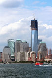 New York City Skyline Stock Images