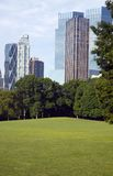 New York City skyscrapers Royalty Free Stock Images