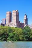 New York City skyscrapers Stock Photos