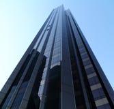 New York City skyskrapa arkivfoto