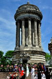 New York City: Soldiers & Sailors Memorial Royalty Free Stock Images