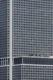 New York City som bygger Windows Royaltyfri Bild
