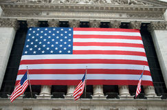 New York City Stock Exchange Royalty Free Stock Image