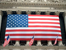 New York City Stock Exchange Stock Photography